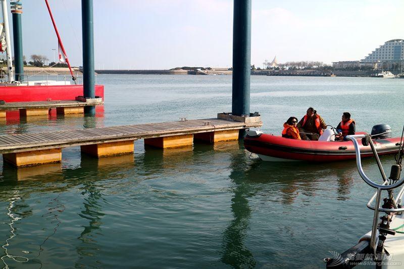 志愿者 我的志愿者生活025:第十一期学员之惊险的进出港练习 121301.jpg