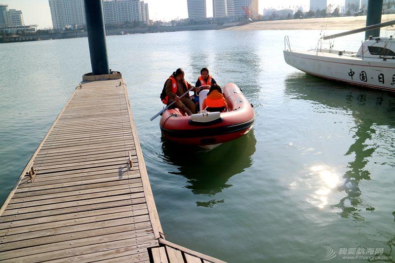 志愿者 我的志愿者生活025:第十一期学员之惊险的进出港练习 121302.jpg