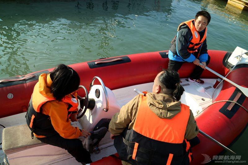 志愿者 我的志愿者生活025:第十一期学员之惊险的进出港练习 121305.jpg