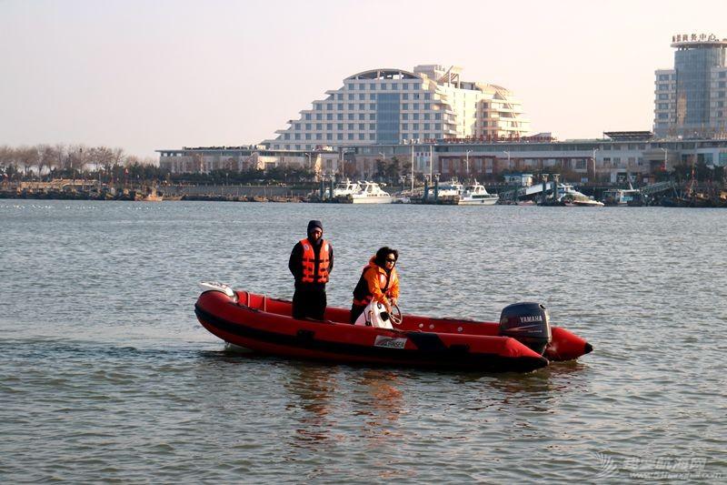 志愿者 我的志愿者生活025:第十一期学员之惊险的进出港练习 121308.jpg