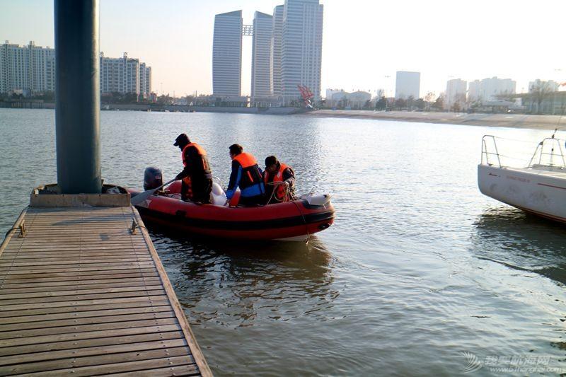 志愿者 我的志愿者生活025:第十一期学员之惊险的进出港练习