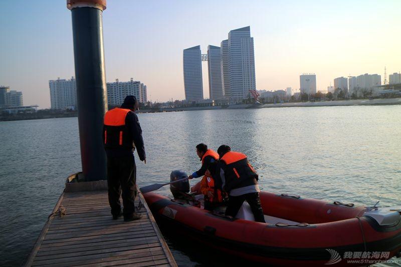 志愿者 我的志愿者生活025:第十一期学员之惊险的进出港练习 121313.jpg