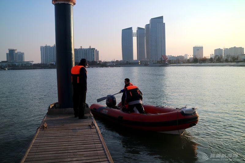 志愿者 我的志愿者生活025:第十一期学员之惊险的进出港练习 121314.jpg