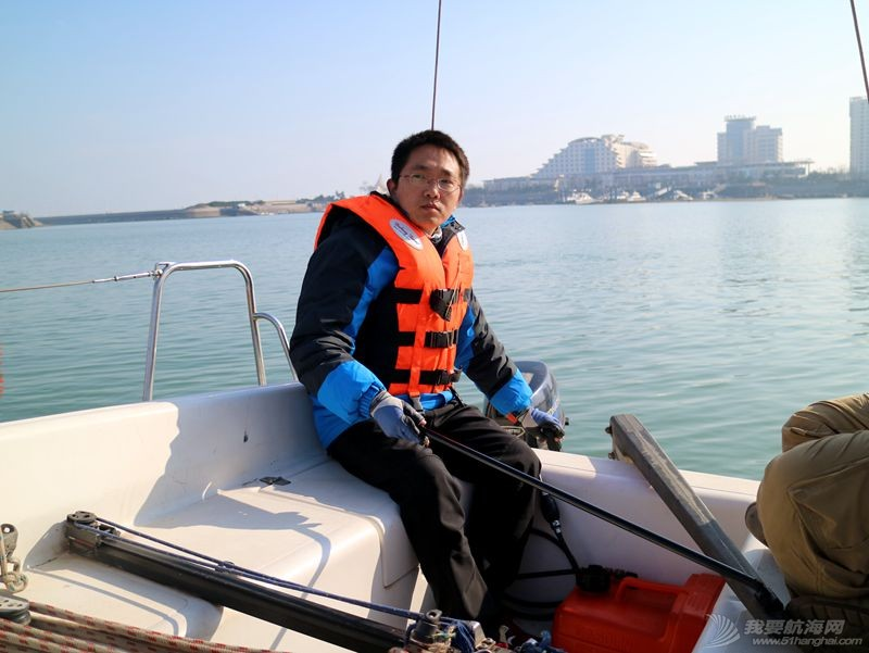 志愿者 我的志愿者生活025:第十一期学员之惊险的进出港练习 121318.jpg
