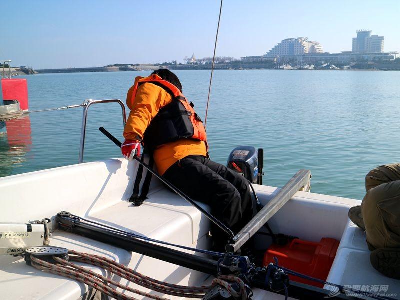 志愿者 我的志愿者生活025:第十一期学员之惊险的进出港练习 121319.jpg