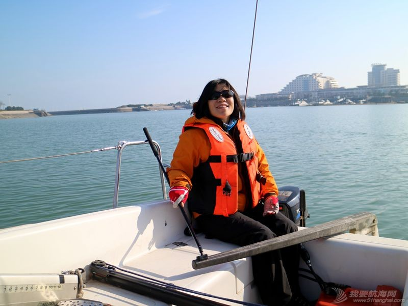 志愿者 我的志愿者生活025:第十一期学员之惊险的进出港练习 121321.jpg