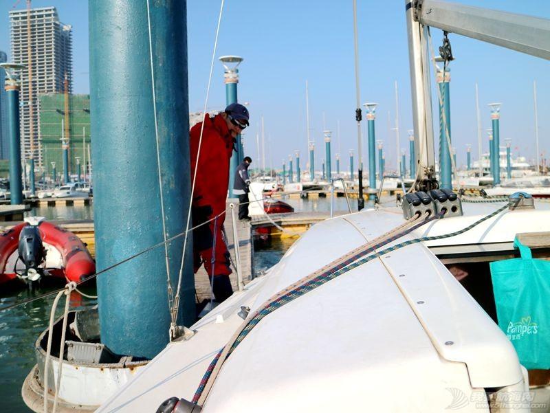 志愿者 我的志愿者生活025:第十一期学员之惊险的进出港练习 121322.jpg