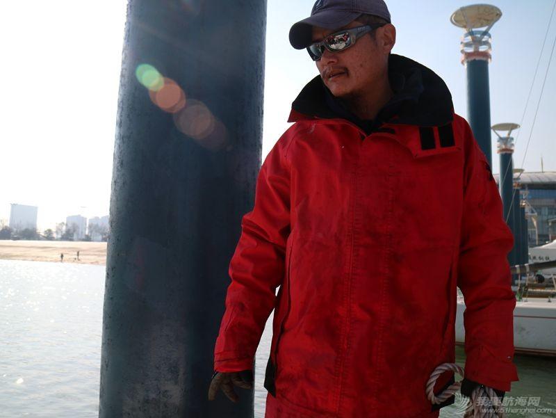 志愿者 我的志愿者生活025:第十一期学员之惊险的进出港练习 121324.jpg