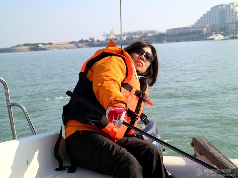 志愿者 我的志愿者生活025:第十一期学员之惊险的进出港练习 121327.jpg