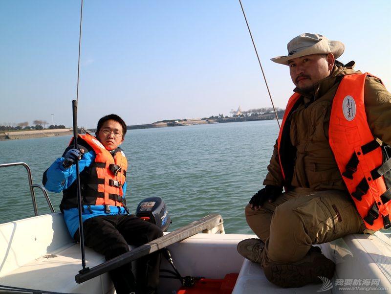志愿者 我的志愿者生活025:第十一期学员之惊险的进出港练习 121328.jpg