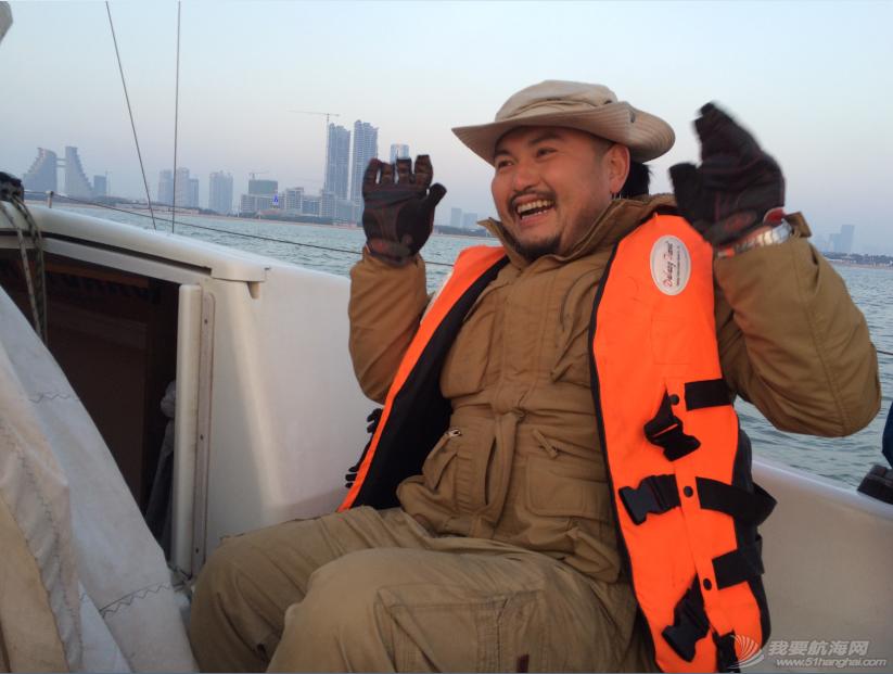 帆船,日照 越着迷,越走近,更着迷... 记第一次参加我要去航海全民公益航海帆船训练 3.png