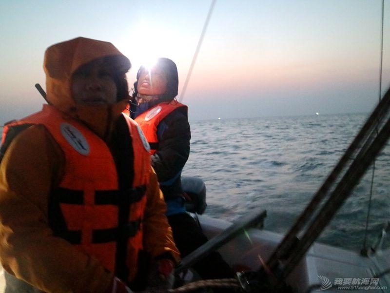 志愿者 我的志愿者生活027:寒风起,夜出航 121411.jpg