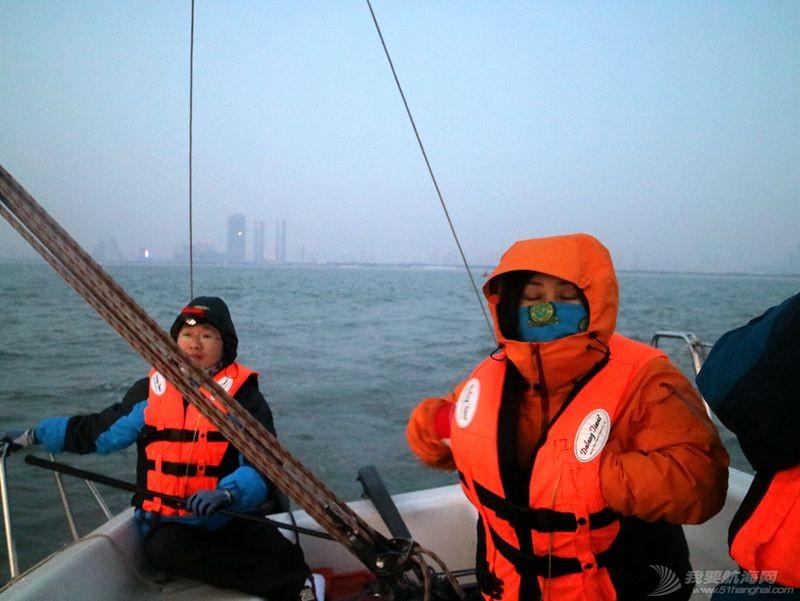 志愿者 我的志愿者生活027:寒风起,夜出航 121413.jpg