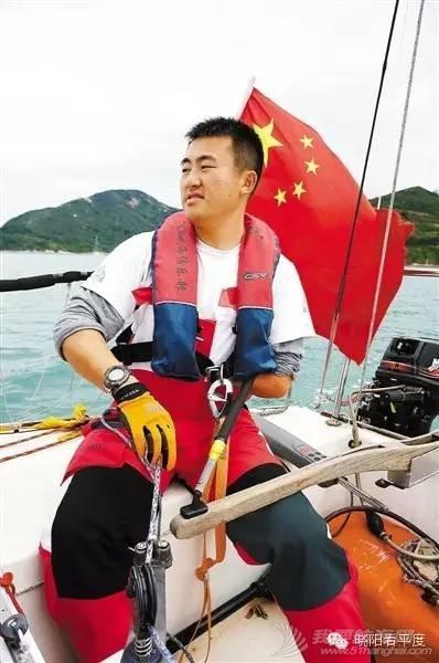 大西洋,挑战赛,小伙伴,中国海,英雄 骄傲!单人横跨大西洋的独臂帆侠徐京坤,是平度大泽山的! 42057b6d013c77798b4e8a91816baa5d.jpg