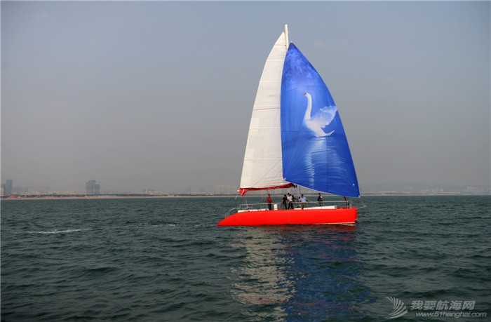 休闲旅游,有限公司,帆船,证书,日照 40英尺双体帆船,比赛休闲两用,法定船检证书和试航证书