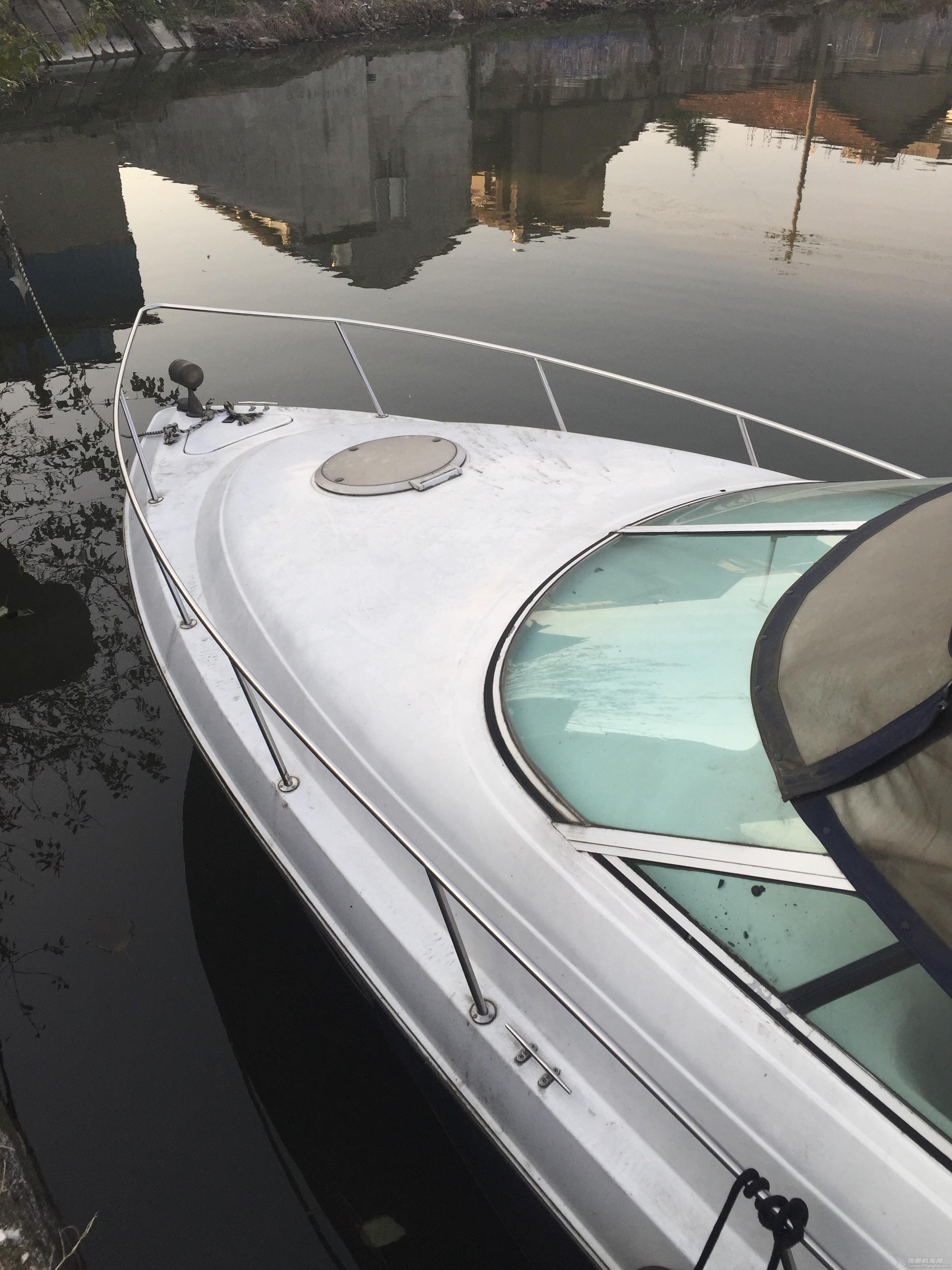 休闲,美国,进口,商务 07年 贝莲娜 2.8T 柴油动力 美国原装进口商务游艇