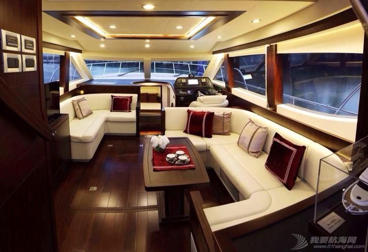 商务 豪华45英尺 商务游艇出售 三证齐全 31231.jpg