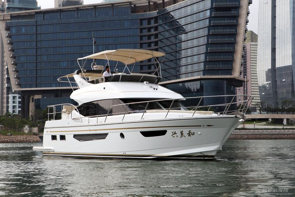 商务 豪华45英尺 商务游艇出售 三证齐全 201451612275753691.jpg