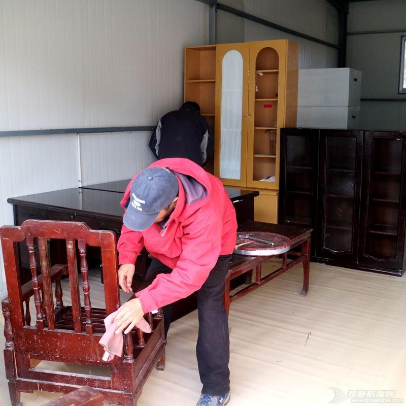 志愿者 我的志愿者生活031:新来义工老刘,来了就是要干活的。 123028.jpg