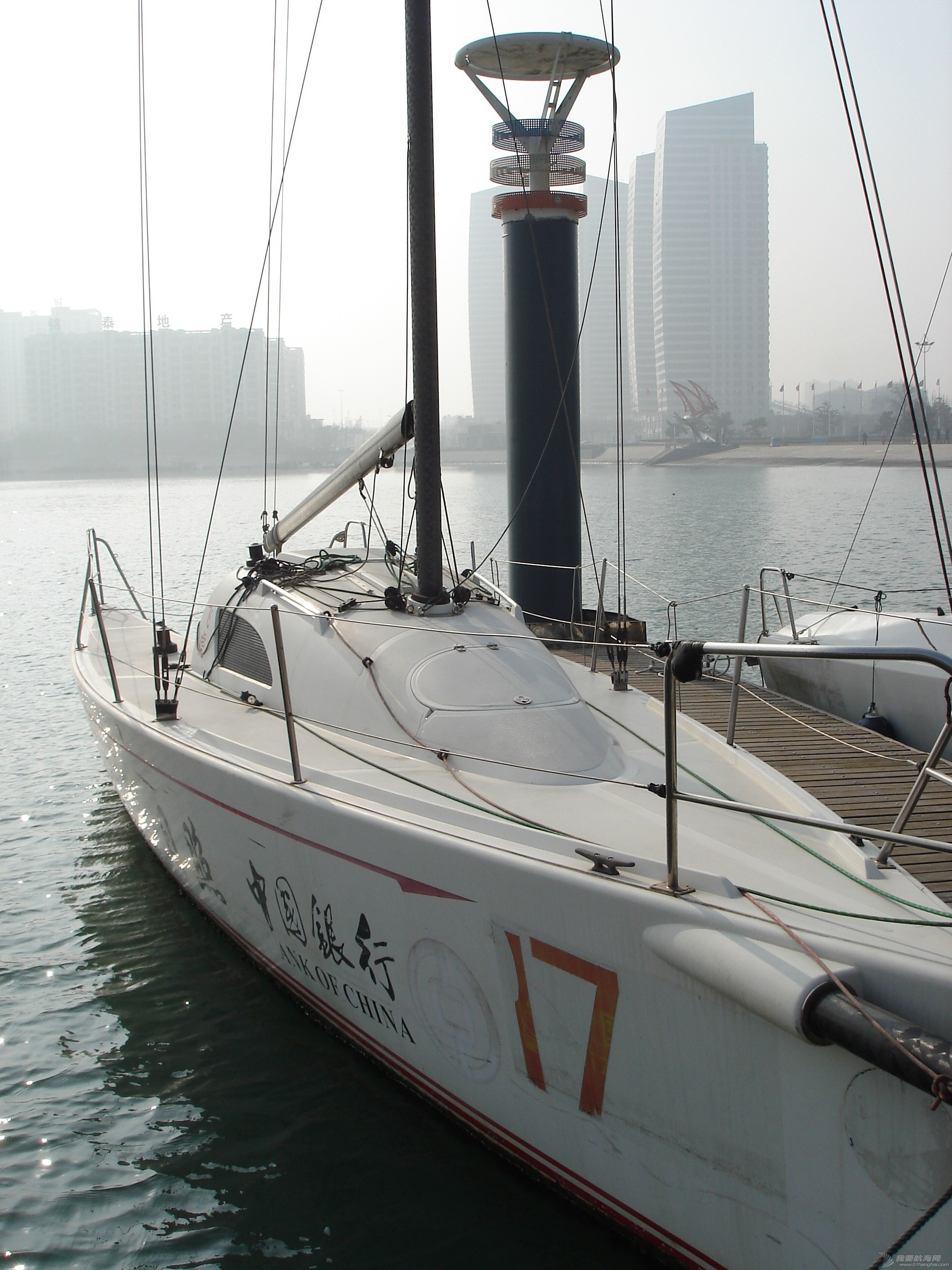 帆船 免费航海不是梦…我是十四期学员(我要去航海/全民公益航海帆船训练) DSC02076.JPG
