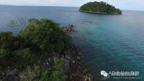 AD航海团 帆船游记7:槟城之旅——三个男人一台戏