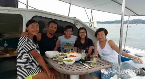 AD航海团 帆船游记9:缤纷绚丽新加坡之旅