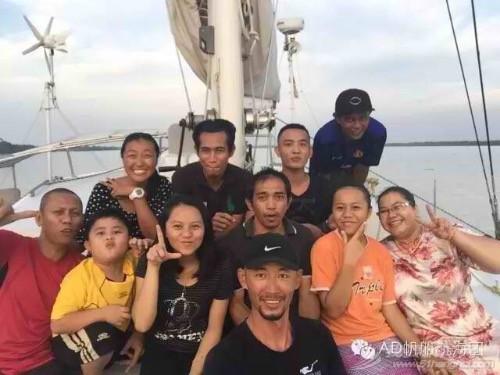 AD航海团 帆船游记10:LEO完美横跨南中国海