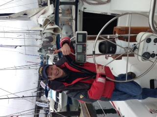 温哥华,国际 温哥华国际船展第一天! 爱拍的教练