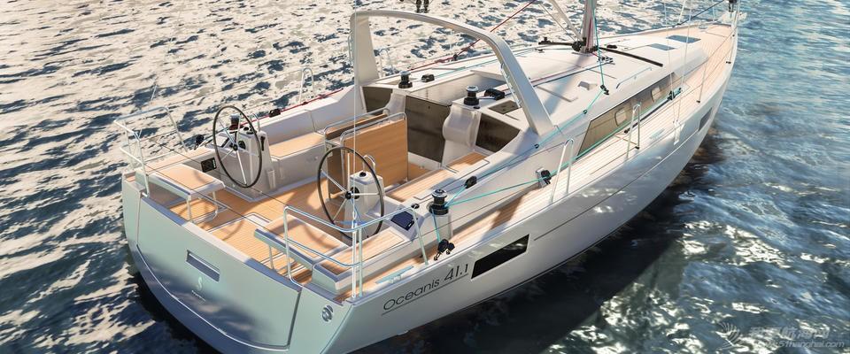 发动机,帆船,空间,商务 Beneteau Oceanis 41.1博纳多遨享仕41.1英尺单体帆船 博纳多遨享仕41.1英尺单体帆船