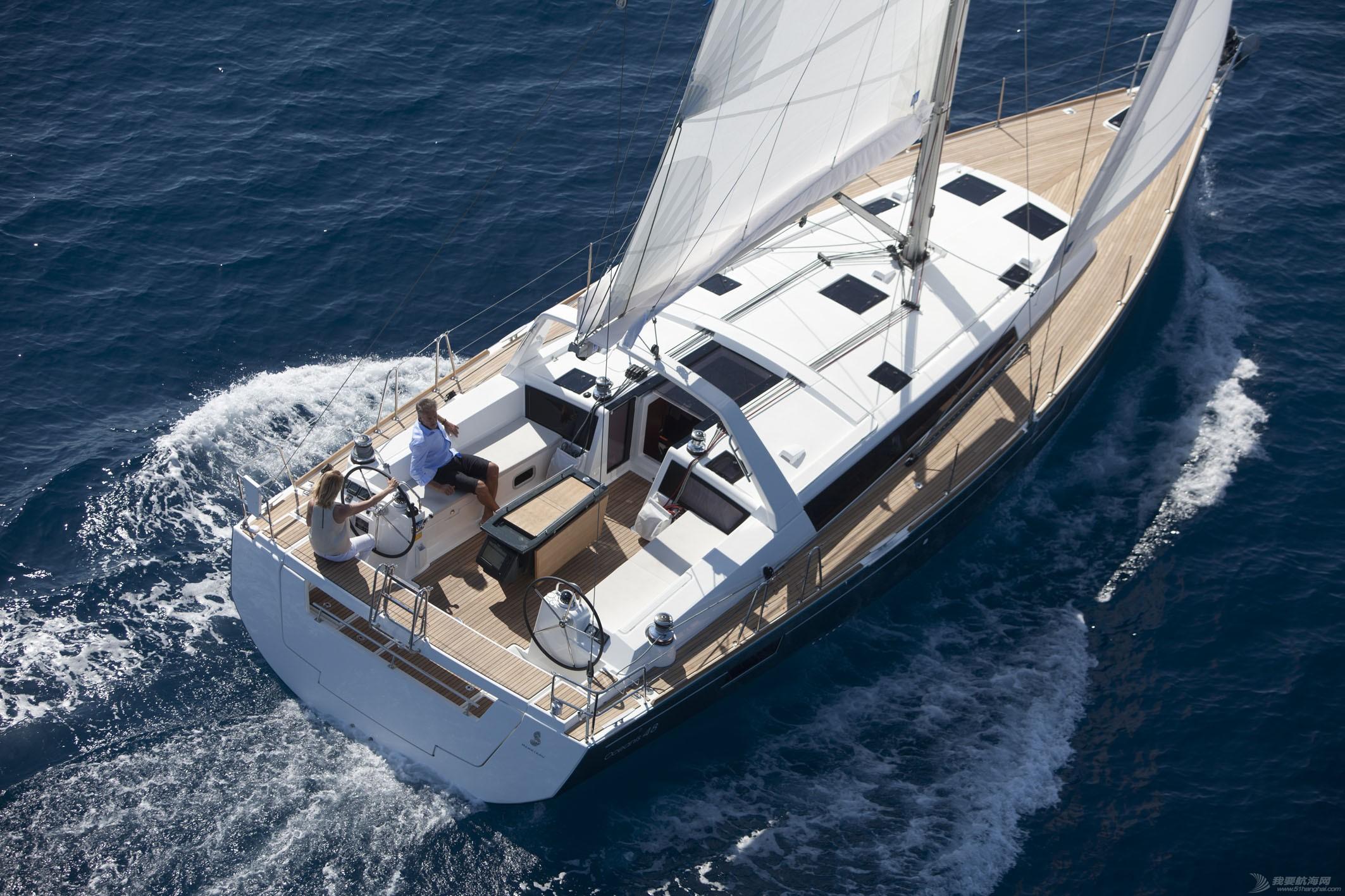 发动机,帆船,空间,型号 Beneteau Oceanis 48博纳多遨享仕48英尺单体帆船 48博纳多遨享仕48英尺单体帆船
