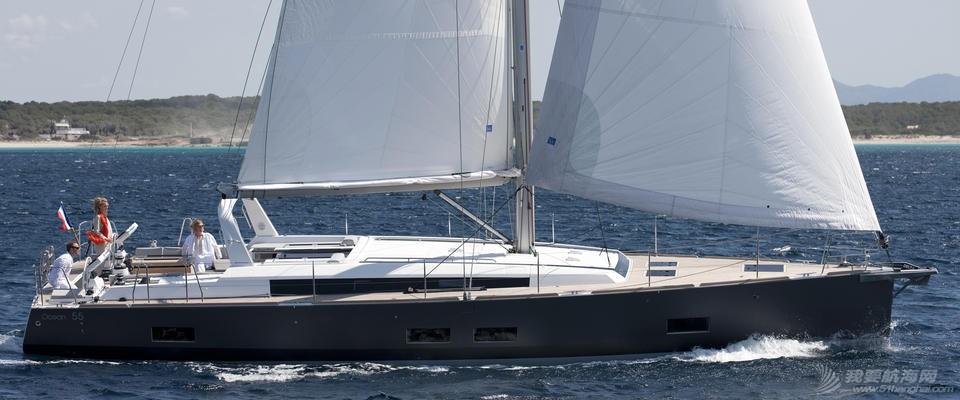 帆船 Beneteau Oceanis 55博纳多遨享仕55英尺单体帆船 博纳多遨享仕55英尺单体帆船