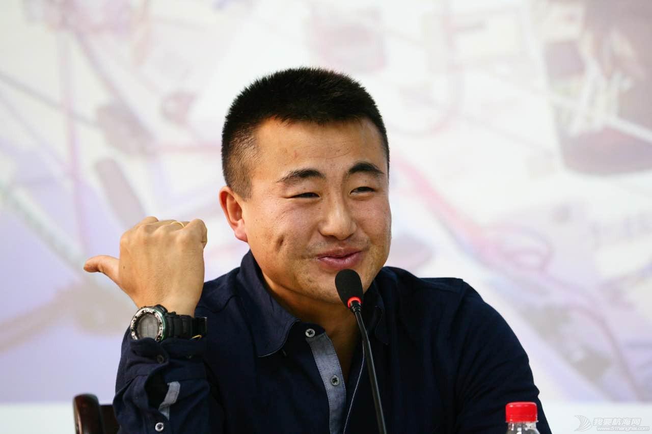 大西洋,北京,第一时间 梦想号独臂船长徐京坤大西洋归来北京分享会现场视频-MINI TRANSAT 650单人横渡大西洋 31.pic.jpg