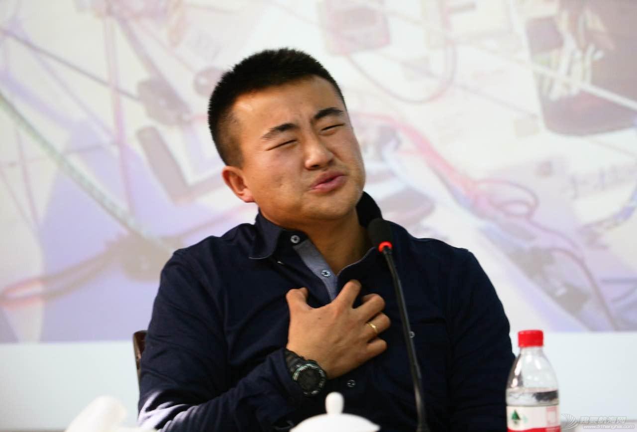 大西洋,北京,第一时间 梦想号独臂船长徐京坤大西洋归来北京分享会现场视频-MINI TRANSAT 650单人横渡大西洋 29.pic.jpg
