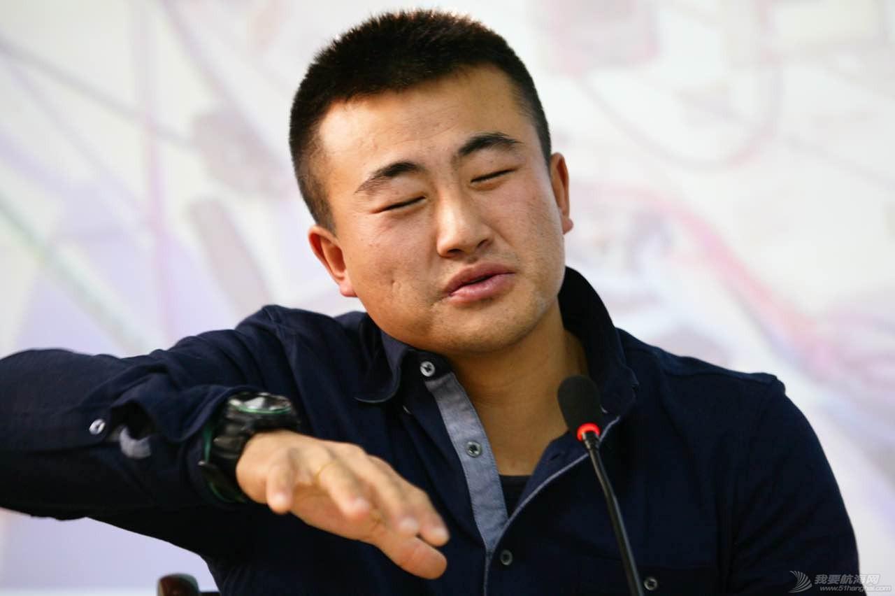 大西洋,北京,第一时间 梦想号独臂船长徐京坤大西洋归来北京分享会现场视频-MINI TRANSAT 650单人横渡大西洋 33.pic.jpg
