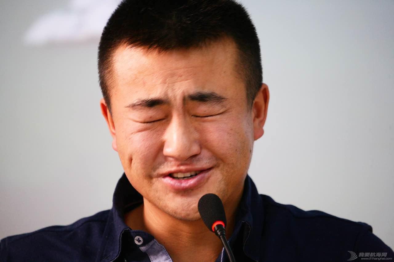 大西洋,北京,第一时间 梦想号独臂船长徐京坤大西洋归来北京分享会现场视频-MINI TRANSAT 650单人横渡大西洋 35.pic.jpg