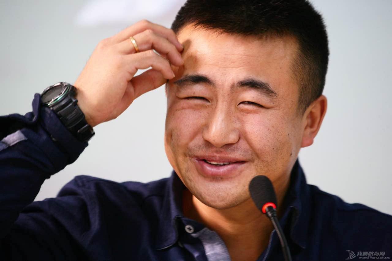大西洋,北京,第一时间 梦想号独臂船长徐京坤大西洋归来北京分享会现场视频-MINI TRANSAT 650单人横渡大西洋 34.pic.jpg