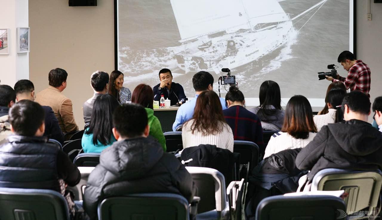 大西洋,北京,第一时间 梦想号独臂船长徐京坤大西洋归来北京分享会现场视频-MINI TRANSAT 650单人横渡大西洋 38.pic.jpg