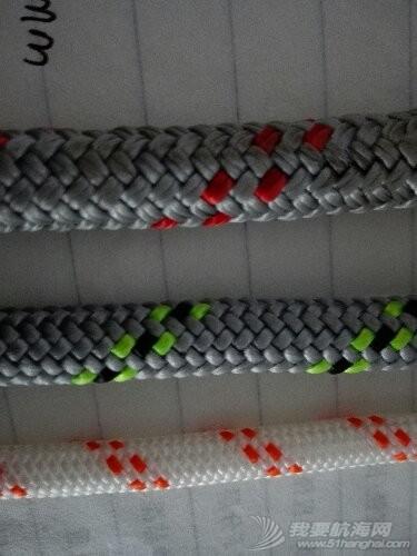 游艇缆绳、帆船绳