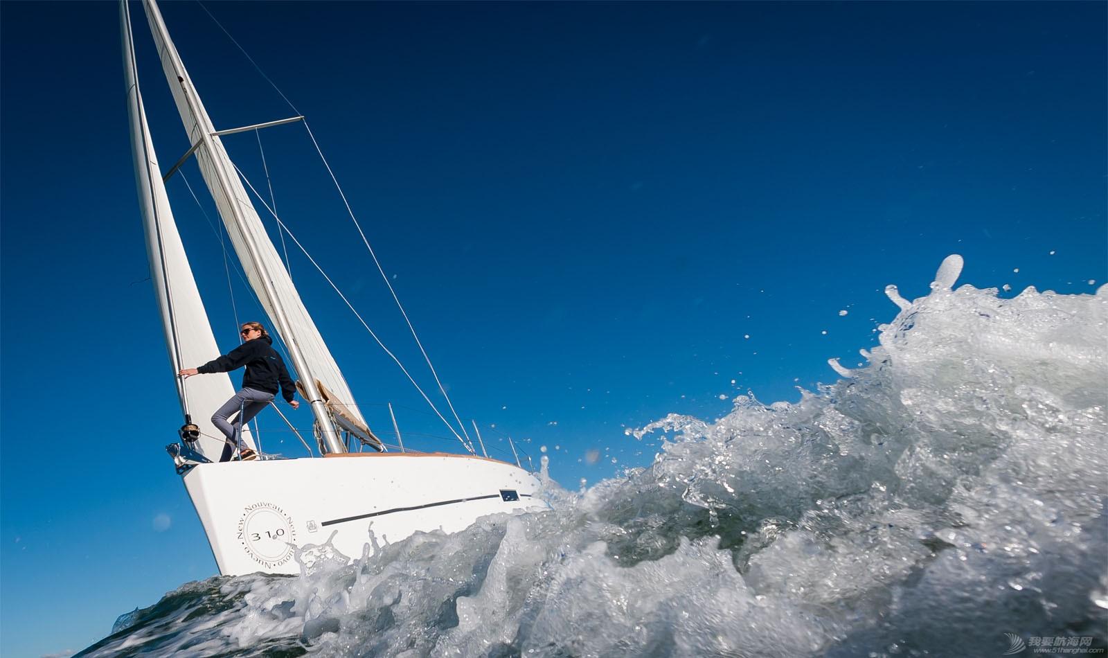 帆船 DUFOUR 310 丹枫310单体帆船