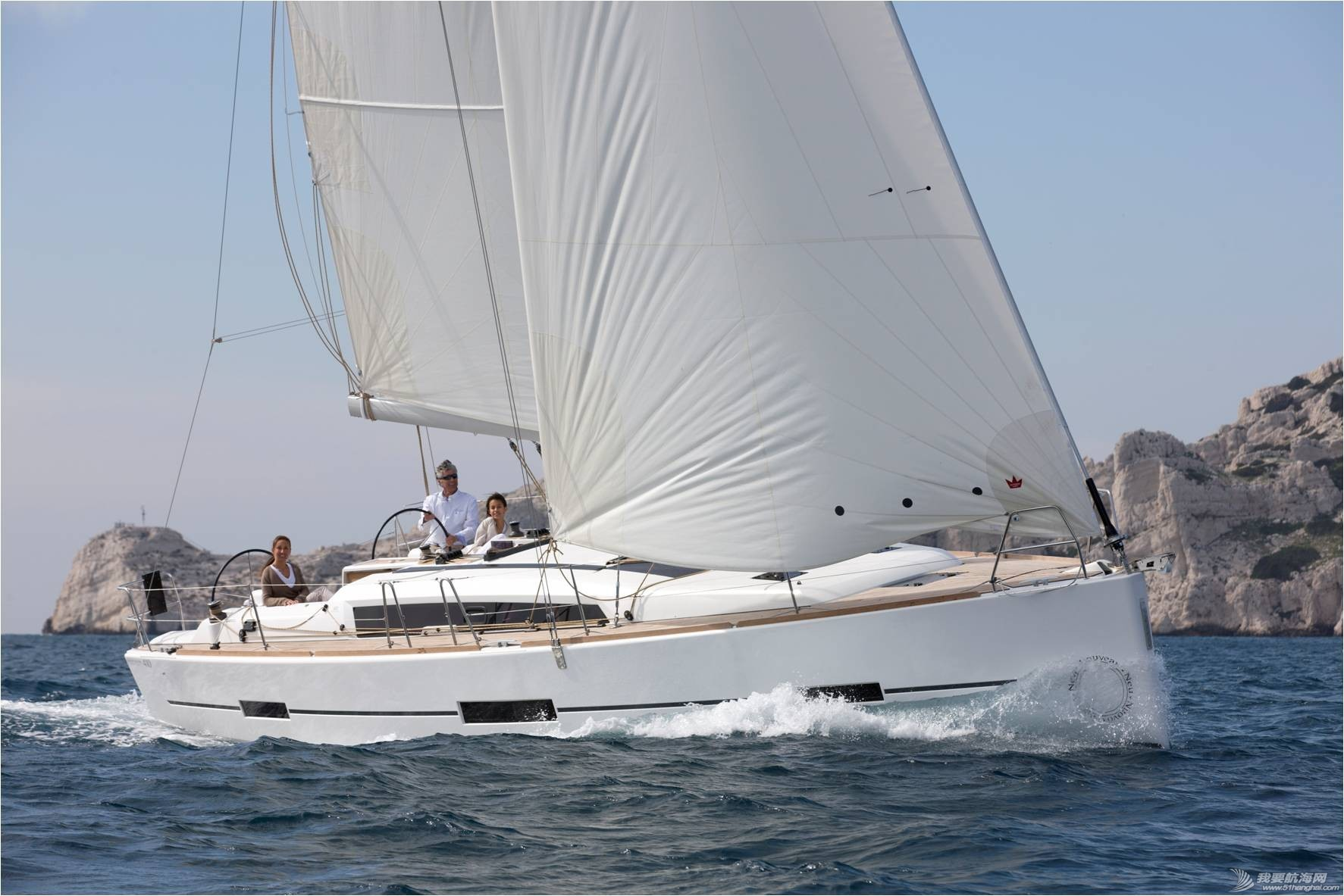 帆船 DUFOUR 410 丹枫410单体帆船 DUFOUR 410丹枫410帆船