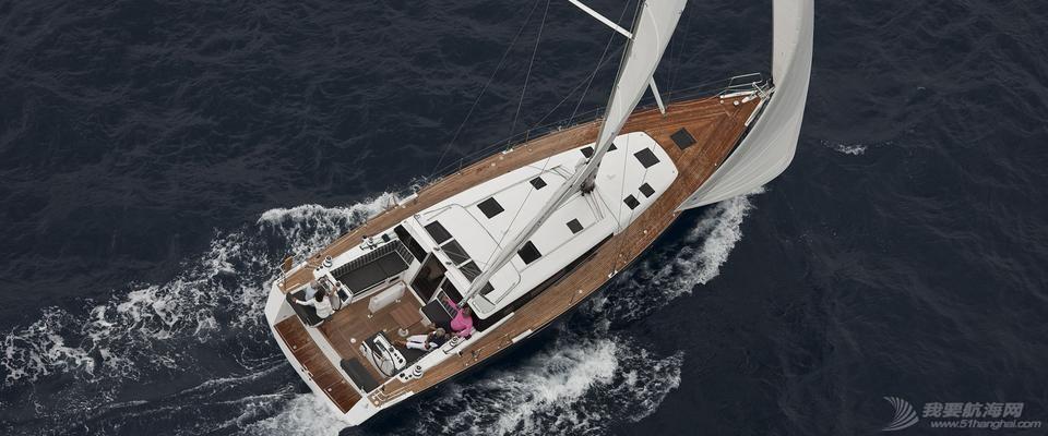帆船 Beneteau Sense 50 博纳多绅士50英尺单体帆船  博纳多绅士50帆船