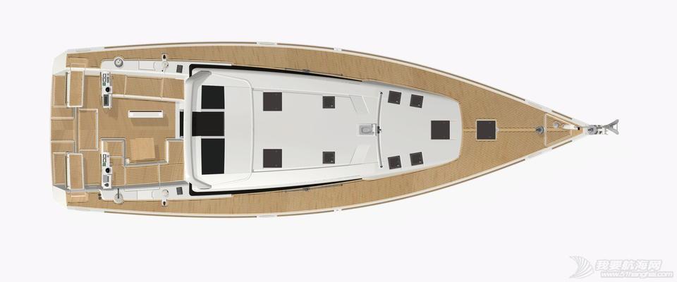 帆船 Beneteau Sense 50 博纳多绅士50英尺单体帆船 Sense-50_deck_diaporama.jpg