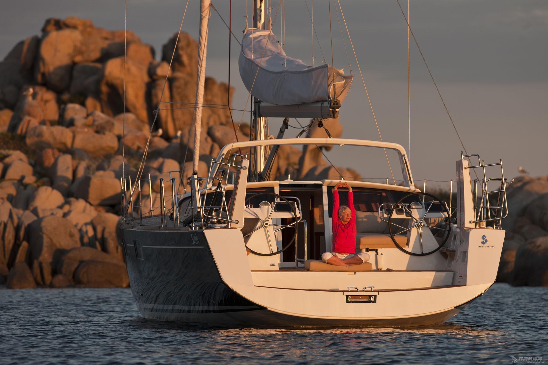 帆船 Beneteau Sense 55 博纳多绅士55英尺单体帆船 博纳多绅士55英尺单体帆船
