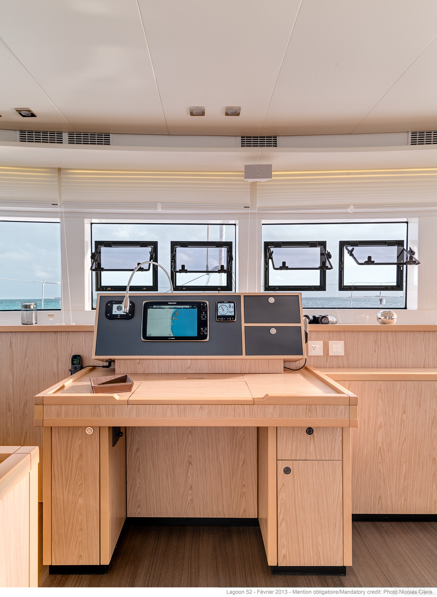 帆船 lagoon 52F 蓝高52F双体帆船 蓝高52F双体帆船