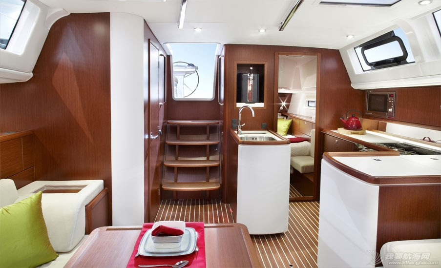 巴伐利亚,Vision,帆船,威龙 Bavaria Vision 46 巴伐利亚威龙46单体帆船 巴伐利亚威龙46单体帆船