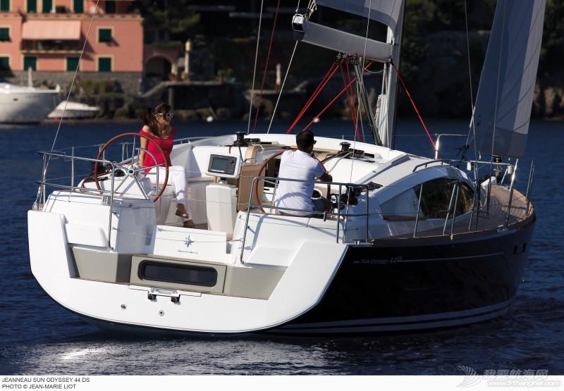 帆船 Jeanneau Sun Odyssey 44 DS 亚诺44单体帆船 亚诺44单体帆船