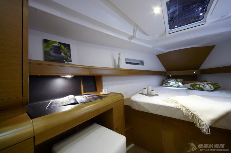 帆船 Jeanneau Sun Odyssey 449 亚诺449单体帆船 亚诺449单体帆船