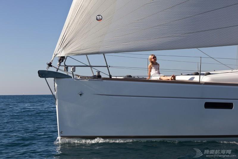 帆船 Jeanneau Sun Odyssey 479 亚诺479单体帆船 亚诺479单体帆船