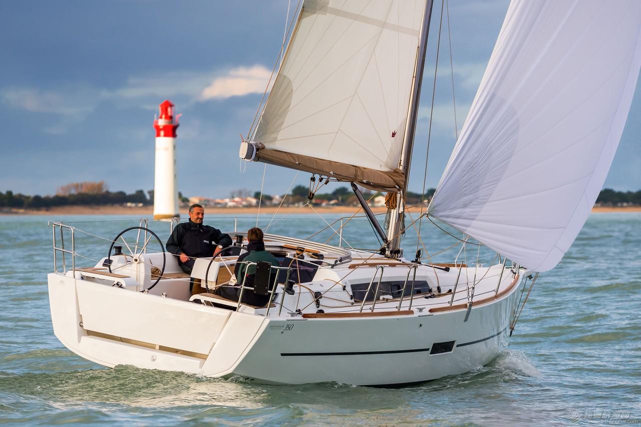 帆船 DUFOUR 350 丹枫350单体帆船 丹枫350单体帆船