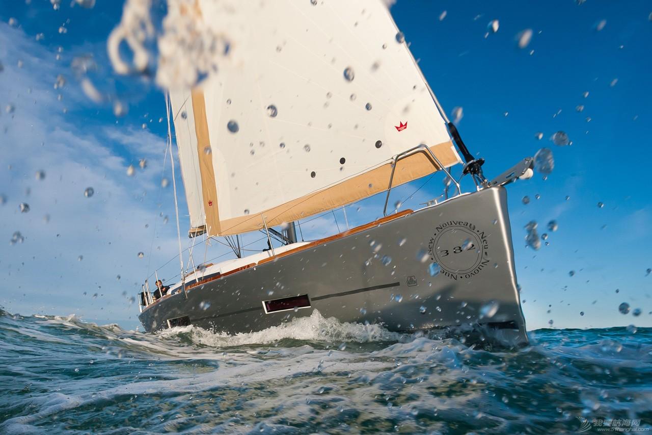 帆船 DUFOUR 382 丹枫382单体帆船 DUFOUR 382帆船